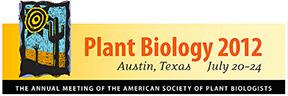 Plant Biology 2012 Logo