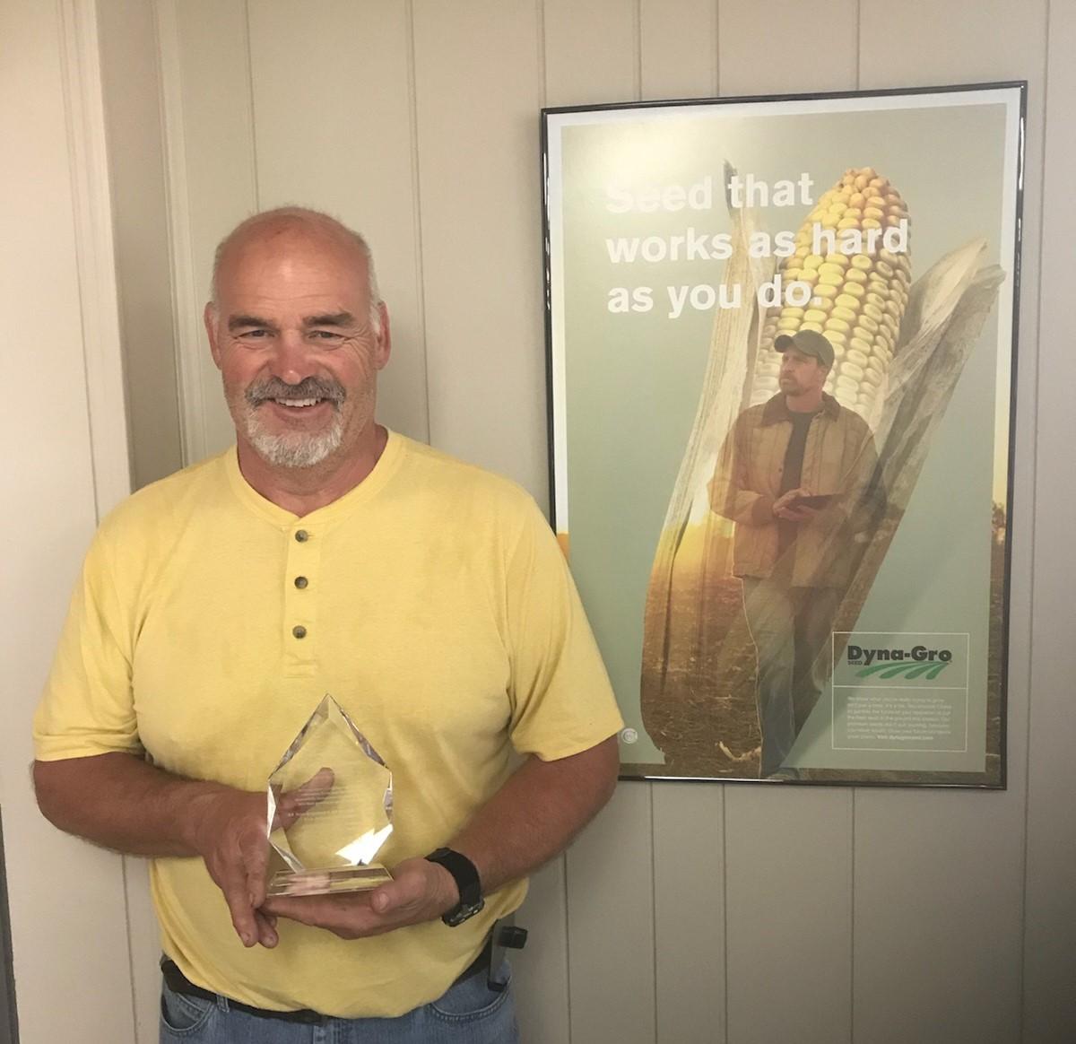 Scott Brinkman Nutrien Ag Solutions