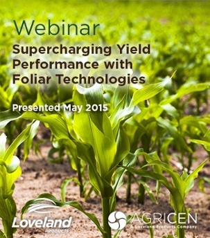 Supercharging Yield Performance with Foliar Technologies